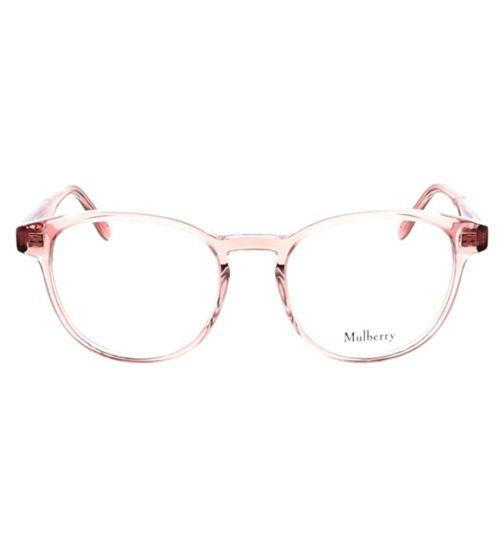 78f6fcd7b0c4 Mulberry VML012 Womens Glasses - Crystal