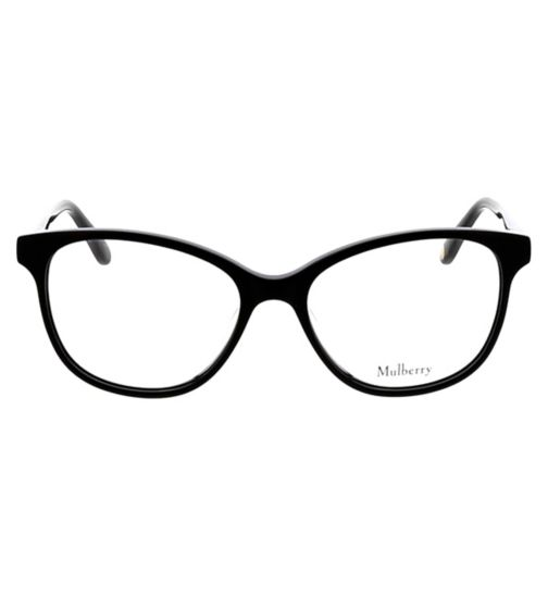 75be3ba7627 Mulberry VML017 Womens Glasses - Black