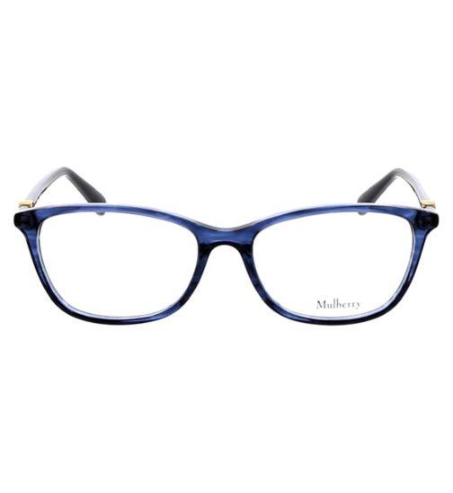 27913de304 Mulberry VML018 Womens Glasses - Blue