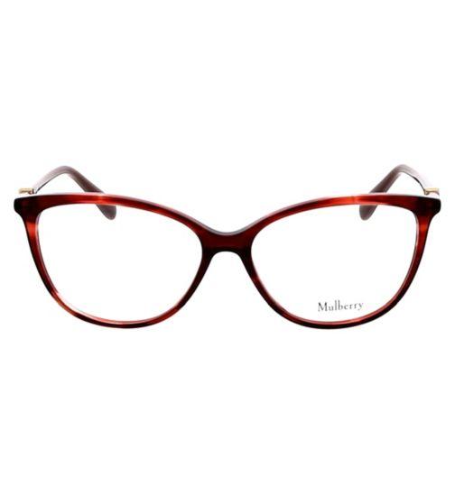 612532ed1d Mulberry VML019 Womens Glasses - Red