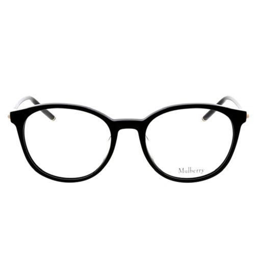 03b3da737f Mulberry VML022 Womens Glasses - Black
