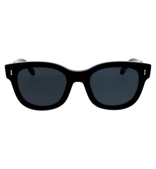 f7984037bd Mulberry SML002 Womens Sunglasses - Black