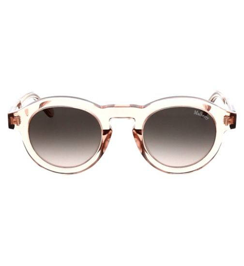fce600ec35 Mulberry SML004 Womens Sunglasses - Clear