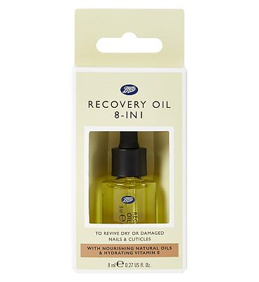 Boots 8-in-1 Recovery Oil