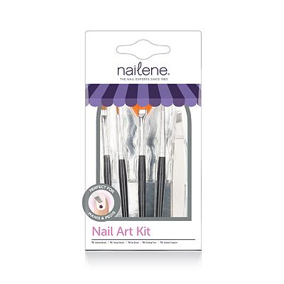 Nailene Nail Art Tool Kit