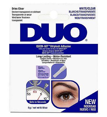 Duo Quickset Striplash Adhesive Clear 5g