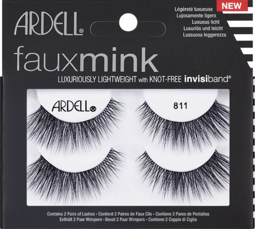 b9a9122d033 Ardell Faux Mink Lashes 811 Twin Pack