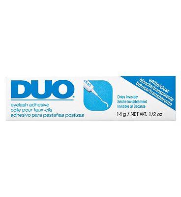 Duo Adhesive Eyelash Glue Clear 14g