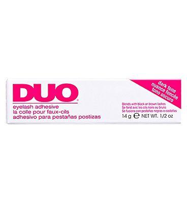 Duo Adhesive Eyelash Glue Dark 14g