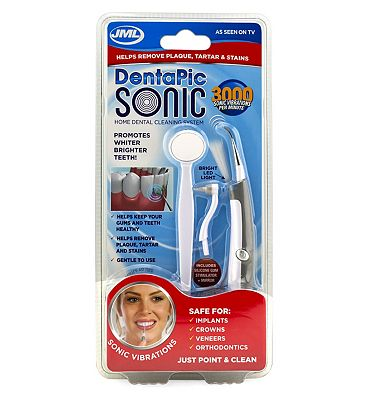 JML DentaPic Sonic dental cleaning system