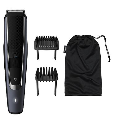 Image of Philips Series 5000 Beard Trimmer and Hair Clipper BT5502/13 with 40 length settings