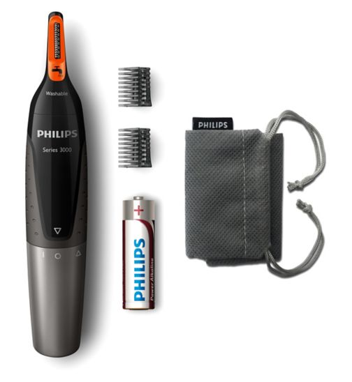Men's Nose And Ear Hair Trimmers Range - Boots Ireland
