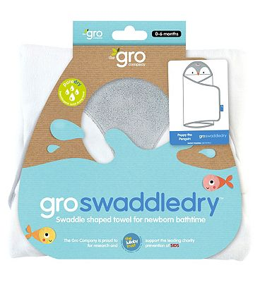 Groswaddledry Poppy the Penguin