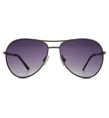 French Connection Men's Sunglasses - Gunmetal Frame