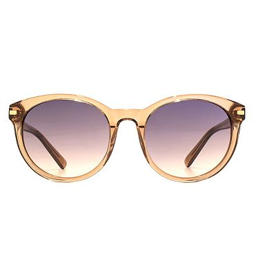 Whistles Sunglasses Classic Oval Ladies Acetate Rose 26WHS009-Rose