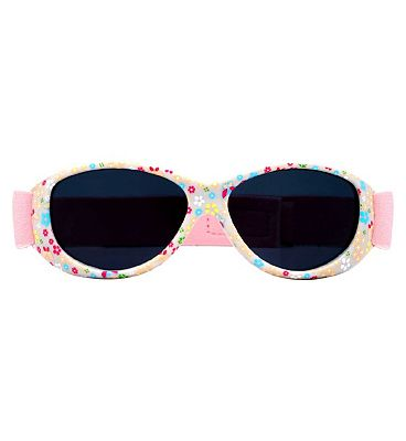 Monkey Monkey Sunglasses Girls Baby Wrap Crystal With Mini Floral Print Q26MNK237