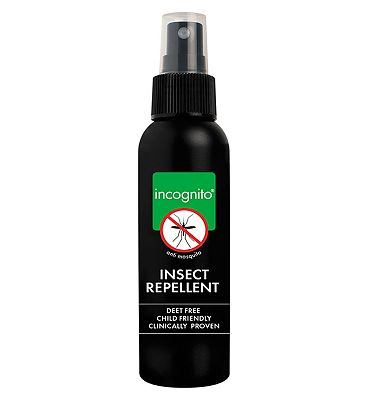 Incognito Insect Repellent Pump Spray 100ml
