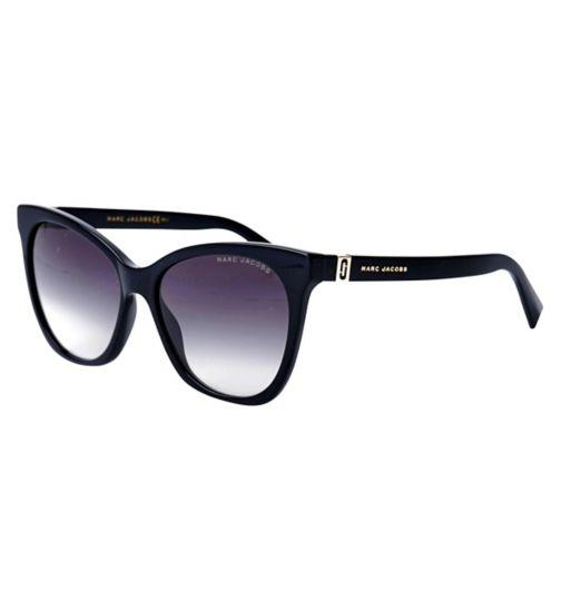 ca484087df4 Marc Jacobs Womens Sunglasses - Black - MARC 336 S
