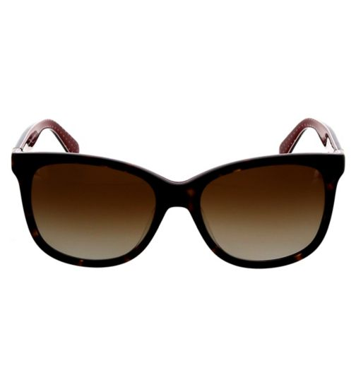 9c911bbf7d8 Kate Spade Womens Sunglasses - Dark Havana - DANALYN S