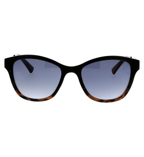 247b93e43a6 Boots Womens Sunglasses - Black - B-SUNF1903