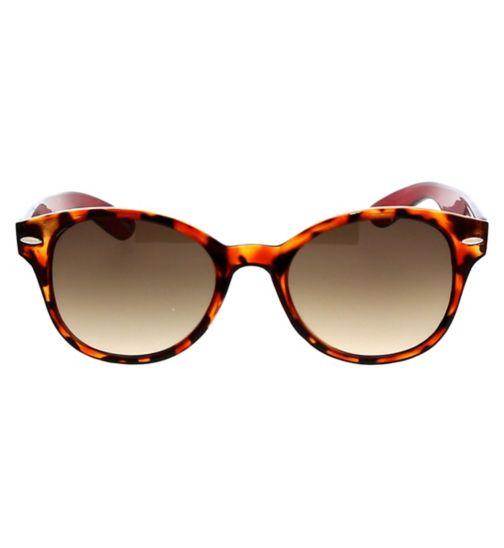 ba5f32e17df Kyusu Womens Sunglasses - Tort - K-SUNF1902