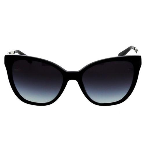 e616a8d07024d Michael Kors Womens Sunglasses - Black - MK2058