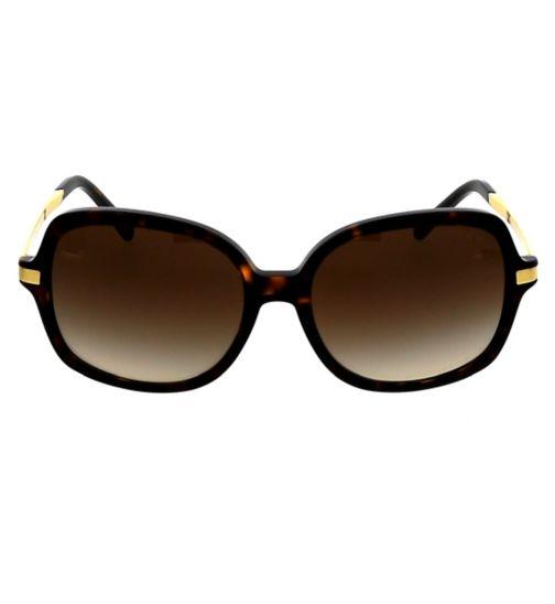 f9fda65b5518d Michael Kors Womens Sunglasses - Dark Havana - MK2024