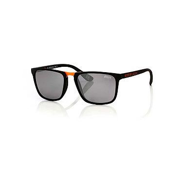Superdry Sunglasses Aftershock - Black and Orange Frame