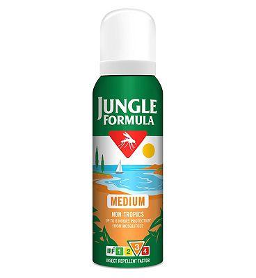 Jungle Formula Medium Aerosol 125ml