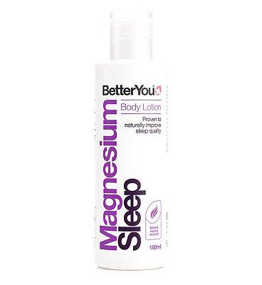 BetterYou Magnesium Sleep Body Lotion - 180ml