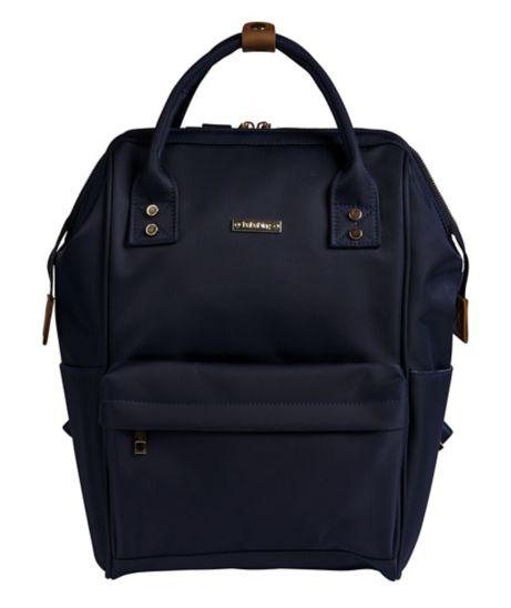 e8b10edc7ba196 Log in/register. BabaBing! Mani Backpack Changing Bag - Navy Blue