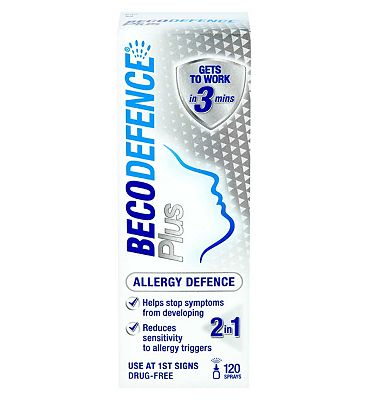 Becodefence Plus Allergy Defence 140 Sprays