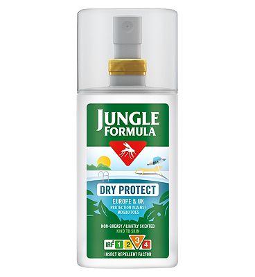 Jungle Formula Dry Protect Pump Spray 90ml