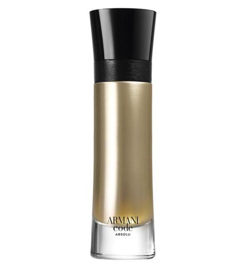 Giorgio Armani Code Absolu Mens Eau de Parfum 110ml
