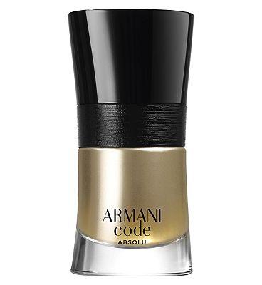 Armani Code Absolu Mens Eau de Parfum 30ml