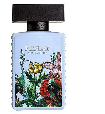 Replay Signature Secret for Her Eau de Parfum 30ml