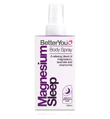 BetterYou Magnesium Oil Goodnight Pure Mineral Spray - 100ml
