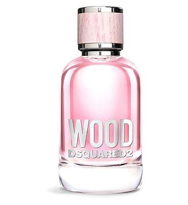 DSquared2 Wood Pour Femme Eau de Toilette 100ml