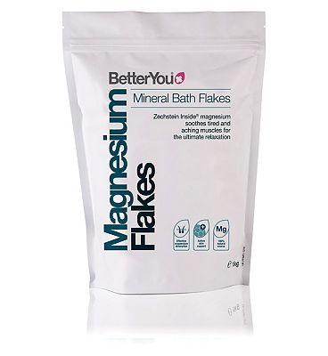 BetterYou - Magnesium Mineral Bath Flakes - 1kg