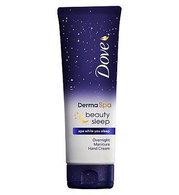 Dove Beauty Sleep Overnight Manicure Hand Cream 75ml