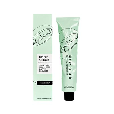 UpCircle Coffee Body Scrub With Peppermint