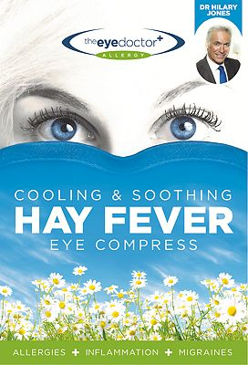 The Eye Doctor Allergy - Cooling & Soothing Hay Fever Eye Compress