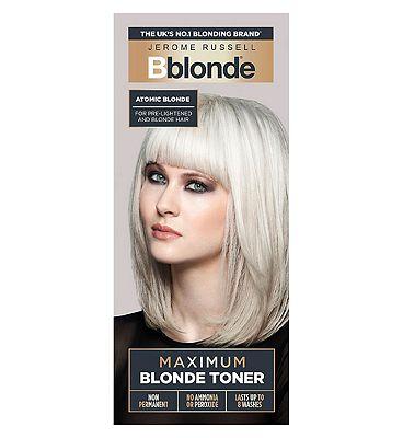 Jerome Russell Maximum Blonde Toner Atomic Blonde 75ml