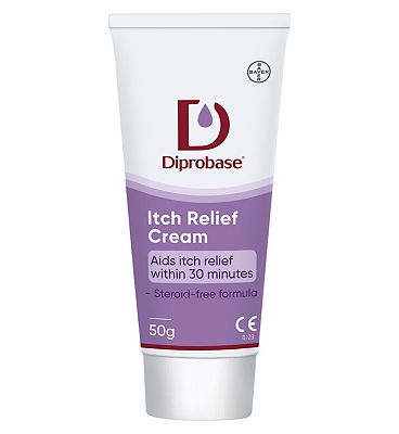 Diprobase Itch Relief Cream - 50g