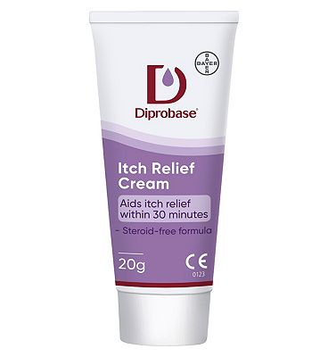 Diprobase Itch Relief Cream - 20g