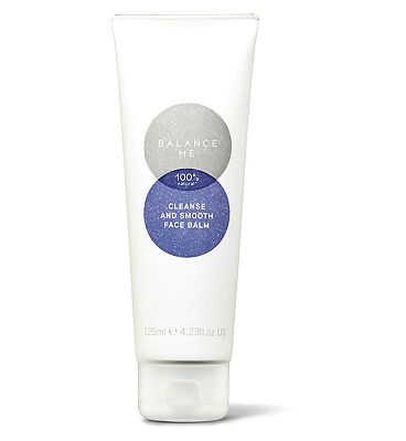 Balance Me Cleanse & Smooth Face Balm 125ml
