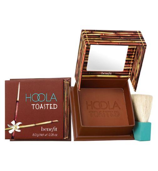 Benefit Hoola Matte Bronzer - Matte Powder Bronzer For Face