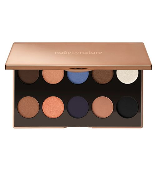 Ucanbe Brand Pro High Quality 12 Colors Baked Metallic Eye Shadow Makeup Palette Glitter Smoky Nude Eyeshadow Powder Cosmetics Regular Tea Drinking Improves Your Health Beauty Essentials