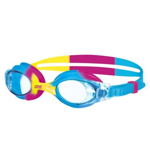 Zoggs Little Bondi Blue/ Yellow/ Pink & Clear