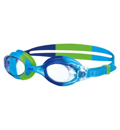 Zoggs Little Bondi Blue/ Green & Clear